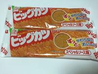 駄菓子のビッグカツでカツ丼ができるそうですが、美味しいんでしょうか?
