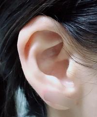 インダストリアルに不向きな耳があると知ったのですが、こちらの耳では開けられますでしょうか?開けてもピアスが隠れてしまい不恰好になってしまいますか?