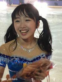 女優&フィギュアスケート選手の本田望結ちゃん、美人になりましたか?