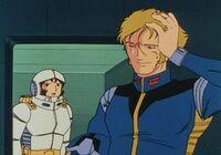 ファーストガンダムのアニメにスレッカーとミライさんがキスしたシーンがあるけど、少し唐突だなって思った、いつミライさんはスレッカーのことが好きになったの?ビンタされたときかな? 小説版かなにかにその背...