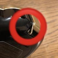 アナスイのファンデーションケースについているこの金具はなんだかご存知の方いらっしゃいますか?ちなみに動きます。  商品名は「アナスイ メイクアップ コンパクトケース2」です。 ご存知 の方いらっしゃい...
