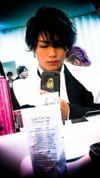 ランペの川村壱馬くんが携帯ケースに貼ってるこのステッカーどこのか分かりますか??
