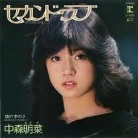 中森明菜さんがしていた髪型は松田聖子さんの聖子ちゃんカットの長いバージョンですか?