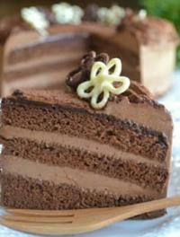 ザッハトルテと 普通のチョコレートケーキでは どちらがより好きですか?