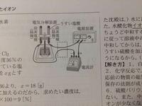 中学理科 塩酸の電気分解の仕組みについてです。 下の図で、電源装置のマイナスから電子が出て、陰極側に電子が到達するとH+と結びついて水素となり、陽極側でCL-が電子を放って塩素となる  ということで合って...