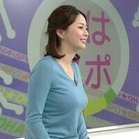 杉浦友紀アナよりも巨乳なアナウンサーはいますか? 昔いた、竹中知華アナや古瀬絵理アナ、熊谷明美アナとかも巨乳と言われてますが、それでも杉浦アナほどではないと思うのですが