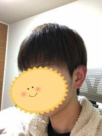 髪型について。 今後マッシュにしようと思うのですが、それまでの繋ぎとして、何かいい髪型無いですか? それと、この長さでパーマあてることって出来ますか?