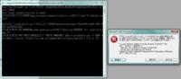 ソフトウェアのエラーが出て困っています。 添付したファイルにて確認をお願いします。 困っています、助けてください。 よろしくお願いいたします。