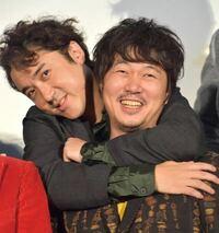 俳優のムロツヨシさん(43歳)と俳優の新井浩文さん(40歳)は、仲良いですよね?