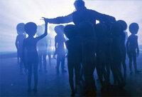 【てんぷら☆映画復活祭】Scene #112  このワンシーンで、素敵なボケをいただけますか? (・▽・)  ※『未知との遭遇』より