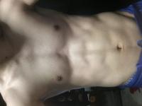 ボクシング経験者に質問  この体はボクシングにしては細過ぎますか?