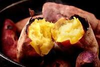 焼き芋  ポテトチップス   どちらがお好みですか?