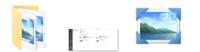 windows10の画像ファイルのサムネが表示されない問題について教えてください windows10のアプデを行った後から画像ファイルの幾つかが、四隅に青三角がついた状態になり、サムネが表示されなくなりました(そのま...