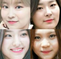 K-POPのトップアイドルグループの代表4人です。誰が一番ですか?