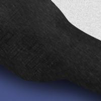 絵画の技法について詳しい方に質問です。 添付の画像は私がPhotoshopで作った画像の一部です。 これと同じ表現をアナログの絵画で再現したいときに一番いい技法は何でしょうか? 油絵、アクリル絵、リトグラフ...