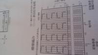 この記号の編み方が分かりません。教えて下さいm(__)m