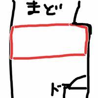 ロフトベッドの配置について。 写真のような感じでロフトベッドを置こうかなと考えているのですが、窓側のスペースとドア側のスペースがロフトベッドで仕切られてしまいます。なので窓を開け閉めするときはロフト...