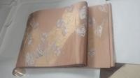 こちらの袋帯はどういったシーンに締められるものでしょうか? ピンク地に金、銀で扇などの模様が織られてます。 訪問着にともらったのですが、訪問着用の帯をネットなどで見るともっと豪華な 模様のような気が...