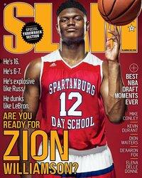 NBA ザイオンウィリアムソンはレブロン以来のドラフト期待度なんですか?10年~20年に1人クラスの逸材でしょうか?