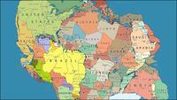 現在地球上には、大別して6つの大陸(ユーラシア、アフリカ、北アメリカ、南アメリカ、オーストラリア、南極)が存在していますが、 これは1つの超大陸・パンゲアから地殻変動によって分かれ出たと考えられていま...