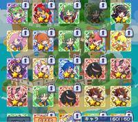 ぷよクエの選べる星6の中で最強キャラは誰ですか? 黒いシグですか? 星6は下の画像のようなキャラしか持っていないのですが、何を選ぶべきでしょうか。