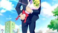 HUGっと!プリキュア 最終話で産婦人科に駆けつけたスーツの男、誰なんだろう?