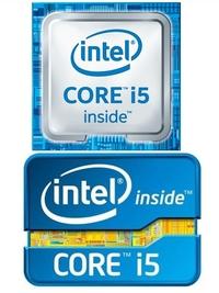 IntelのCPUステッカーのi5-第5世代以降のエンブレムシールかi5-第6世代のエンコード失敗どちらが好きですか? 私は6世代がかっこいいと思います。