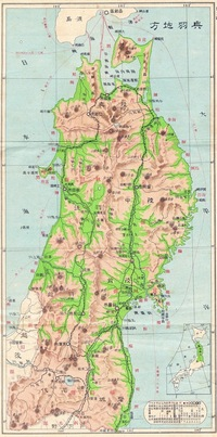 東北地方のことを「奥羽地方」と呼ぶのですか? 現在その名残と呼べるものは「JR奥羽本線」ぐらいしかありませんが…。