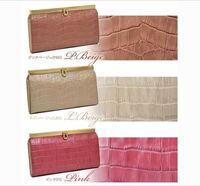 アラフォー女性です。 長財布を購入検討していますが色で迷っています。 どのカラーがいいと思われますか?