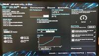 pcを起動したらPlease press DEL or F2 to enter UEFI BIOS settingと出てきたのですが、これはpcに問題が発生してるのでしょうか?f2とエンターを押したらこのような画面に変わりました