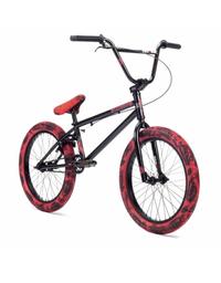 BMX初心者です。 BMXを買おうと思うのですがジャックナイフ などの技がしたいのですが、前輪にブレーキがありません。 このようなBMXに前輪用のジャイロブレーキは装着できますか?