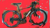 自転車に詳しい方に質問です。 先日、友人から写真の自転車を譲り受けてくれないかと言われました。以前から自転車に興味があり、これを機会に譲り受けようかと思っています。この自転車を3万 円で譲り受けるか...