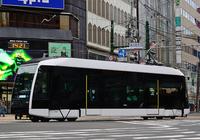 「札幌市電」ループ化されて魅力的だと思いませんか?  新しい車両も