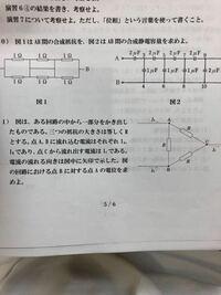 高校 物理学 この問題の解き方を教えて下さい! 2題お願いします。
