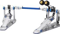 ヤマハDFP9ペダルについて。 青いパーツカラーとメカニック的なカッコいいデザインになりましたが、 フットボートの左右に開けられたスリットは何の意味があるのでしょうか?