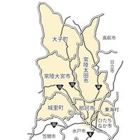 茨城県「常陸太田市」と「常陸大宮市」は紛らわしくありませんか? それ以前に「日立市」・「ひたちなか市」・「那珂市」、「つくば市」・「つくばみらい市」の関係も是正すべきでは?