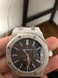 彼女のおじいさんからこの時計をもらったのですがいくらぐらいする時計なんですか?