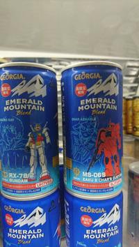 空き缶(ガンダム )を保存したいんですけど何かいい方法ありますか?