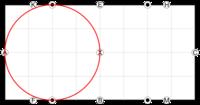 ウィキペディアの乗馬用語「輪乗り」のところに、馬場の図がありましたが アルファベットは何でしょうか?