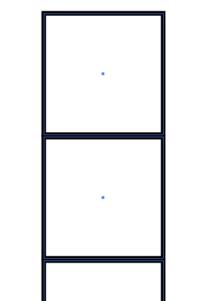 オブジェクトを移動させる時に線幅を含めず移動させたい。 IllustratorCC(Mac10.14.5)です。 黒い矢印をダブルクリックで「移動」を出し、数値を入力して正方形のオブジェクトのコピーすると、パス同士が重な...