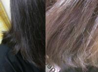 髪の毛チリチリの友達が縮毛矯正をしてすごく綺麗な髪になっていました。 私もチリチリまではいきませんが、毛先のうねり・はね、たまに上のほうも軽くうねりがでます。 縮毛矯正とかストレートパーマをしてる子が結構いますが、何をしたらまっすぐになりますか?毎日ヘアアイロンするのは疲れます。