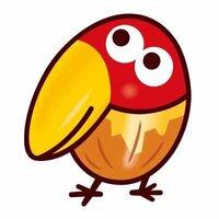 ファイナルファンタジーの乗り物「チョコボ」は お菓子のチョコボールのキョロちゃんからインスピレーションしてつくられたゲームキャラなのでしょうか?  F・F・RPG・スクエニ