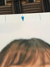 履歴書の証明写真についてです。前髪を上げるのを忘れてしまいました。分かりづらいかもしれませんが、↓これでも大丈夫でしょうか??