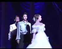 この画像のショー?はなんのショーですか? 姿月あさとさん、和央ようかさん、花總まりさんがエリザベートのラストシーンを再現しています。