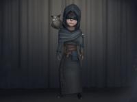 第五人格のイライ(占い師)の肩に乗っているポッポちゃんはなんという種類の梟だと思いますか?