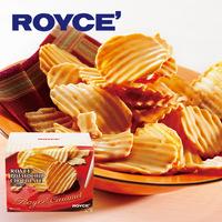 ロイズポテトチップスチョコレート・ルタオチーズケーキ  どちらが食べたいですか??  私はロイズポテトチップスチョコレート(キャラメル)が食べたいです。
