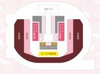 TGCに行くのですが大きいステージ付近と花道横と中央のステージ付近のスタンディングでは、どこが比較的人気がないですか? TGC 東京ガールズコレクション