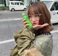 古川優香のJINSのメガネの品番知ってる人いたら教えてください!