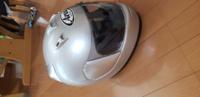 このヘルメットの商品名わかる方いますか? またこのヘルメットに適合してるシールドはありますか?