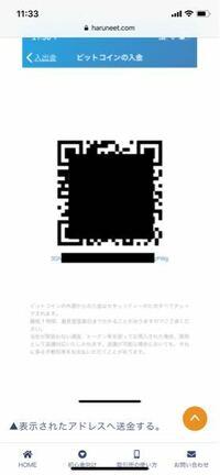 ビットフライヤーのビットコインに入金なんですけど、この表示されたアドレスに送金するというのがわからないのですが、わかる人いたら教えてください。
